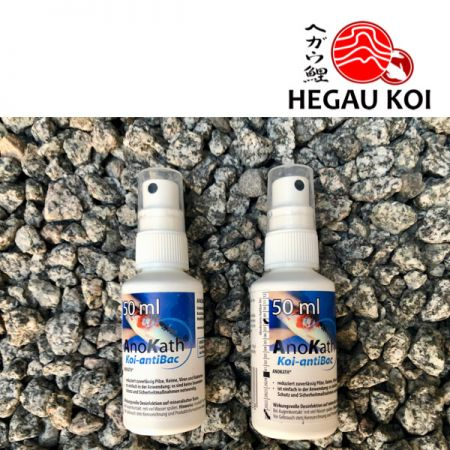 ANOKATH Koi - antiBac 50 ml Bundle