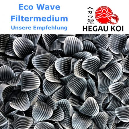 Eco Wave 1,2 – 50 Liter Downflow- Filtermedium