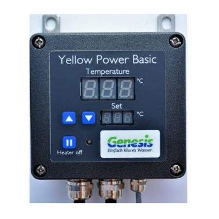 Genesis EVO YELLOW POWER BASIC 1,5 kW